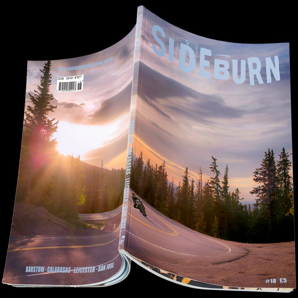 Sideburn 18: Pre-Order now