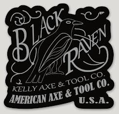 Black Raven Die Cut