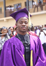 Korede Bello goes back to school for his HND