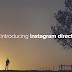 Instagram Direct : Perkongsian gambar dan video khas buat rakan-rakan