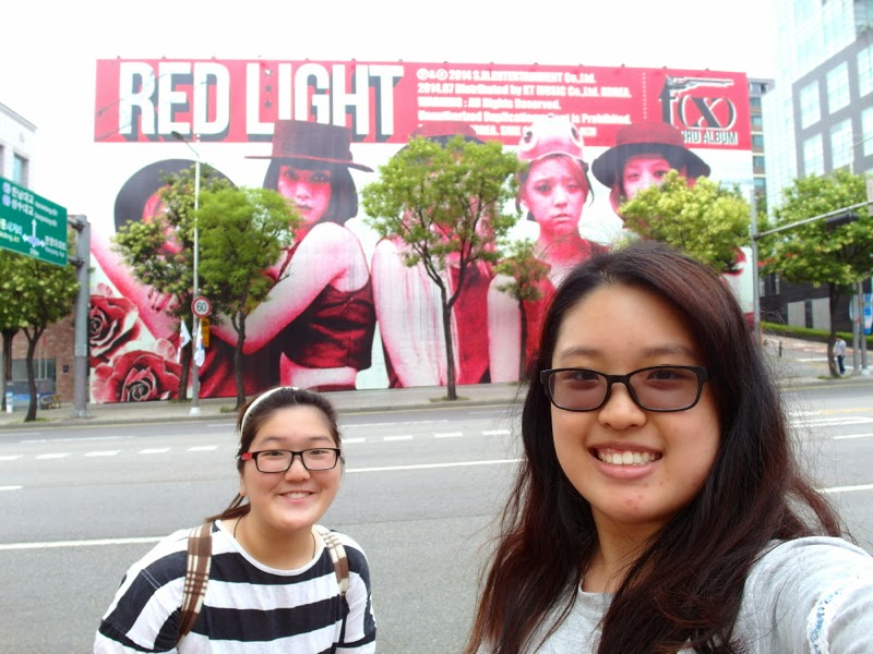 Ewha Summer Studies SM Entertainment F(X) Red Light Seoul South Korea lunarrive travel blog