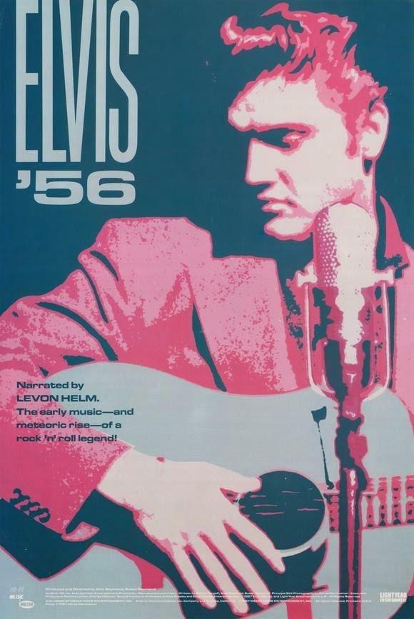 Elvis in TV - documentario ELVIS '56 SPECIAL