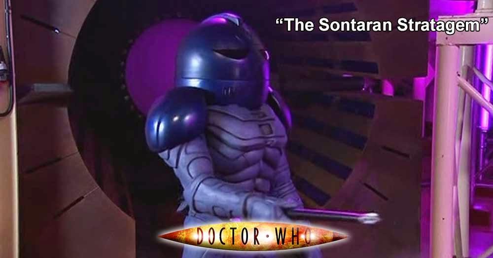 Doctor Who 192: The Sontaran Stratagem