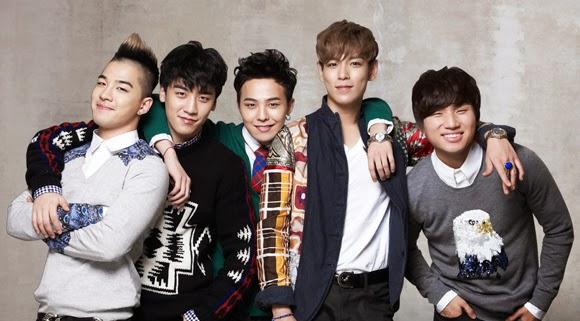 Big Bang - nhóm nhạc Kpop đầu tiên đạt 3 triệu lượt theo dõi trên Youtube