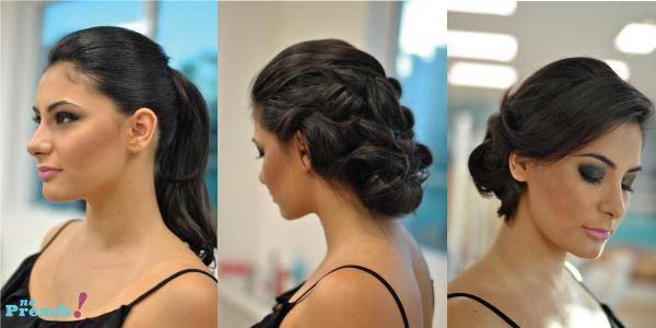 penteados de cabelo para festa de casamento, formatura, 15 anos