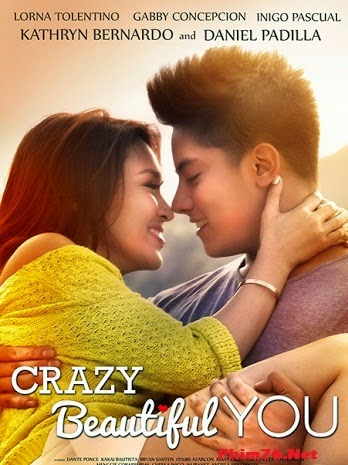 Crazy Beautiful You - Philippines