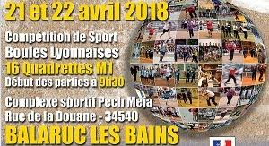 Prochain direct : Super 16 masculin à Balaruc-les-Bains