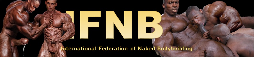 The IFNB Report: Massive Muscle and Cock Blog