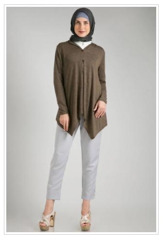 Contoh Foto Baju Muslim Modern Terbaru 2016 Trend Pakaian