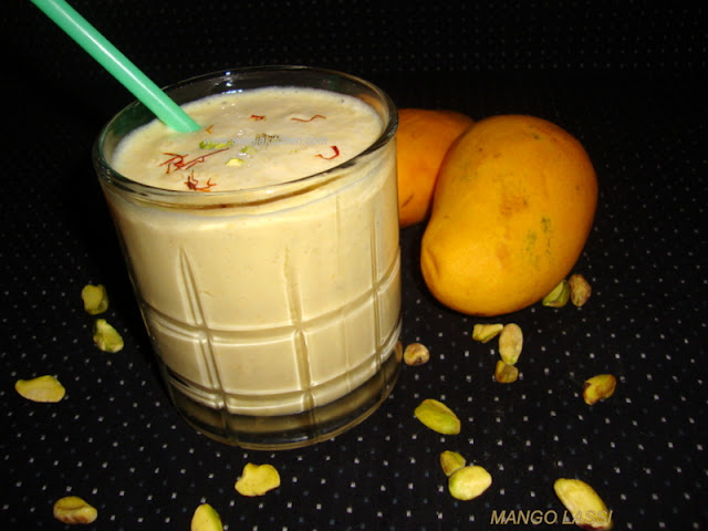 photo of Mango Lassi