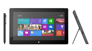 Microsoft Launches Surface Pro Start in January 2013