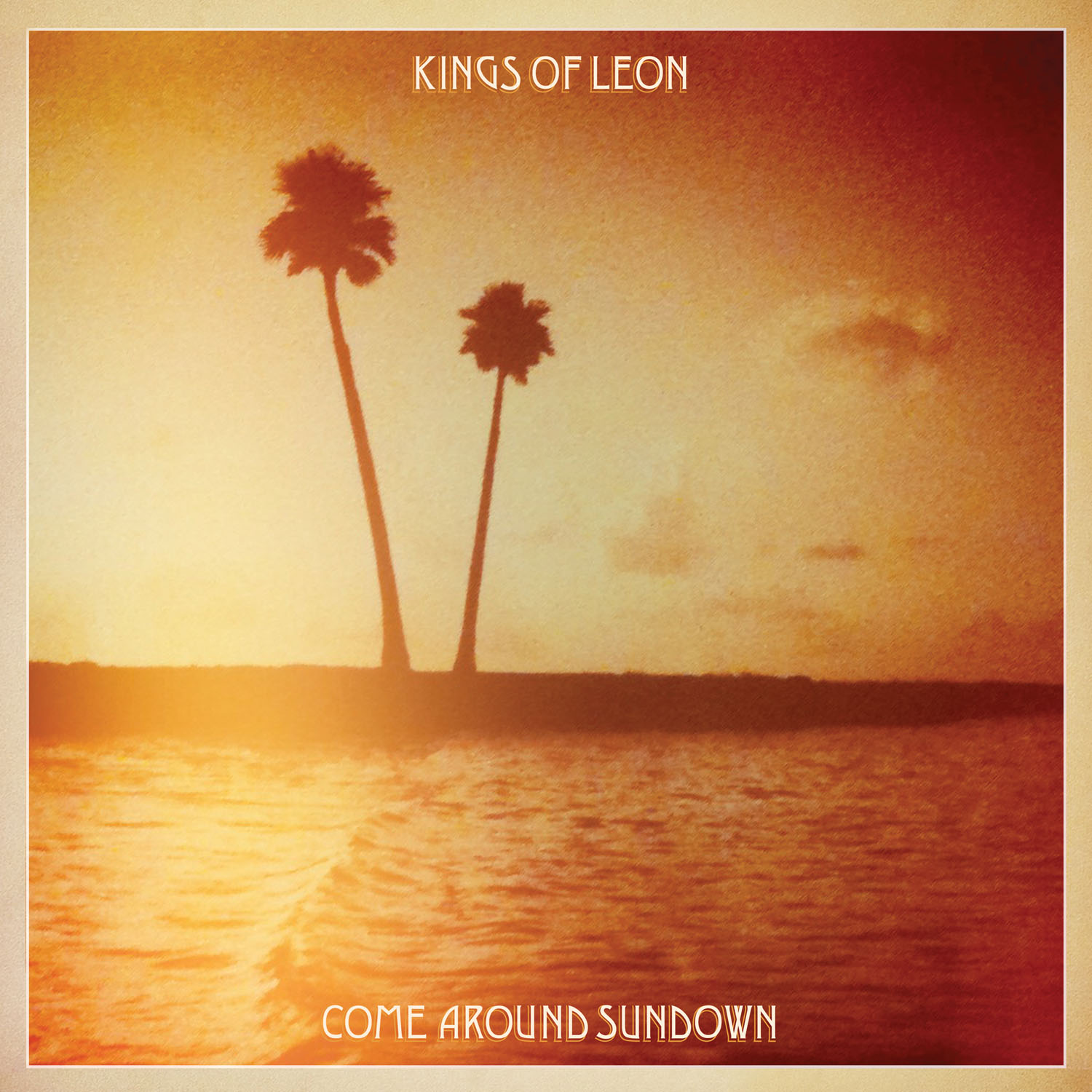 Kings Of Leon - Come Around Sundown (Extended Version) Cover