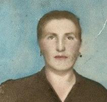 Carmen Calviño Gontan.
