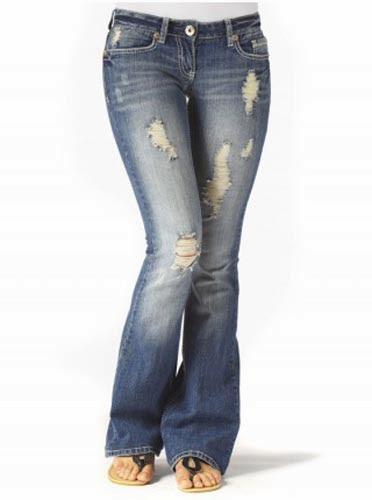 Yeni Moda Bayan Kot Pantolonları