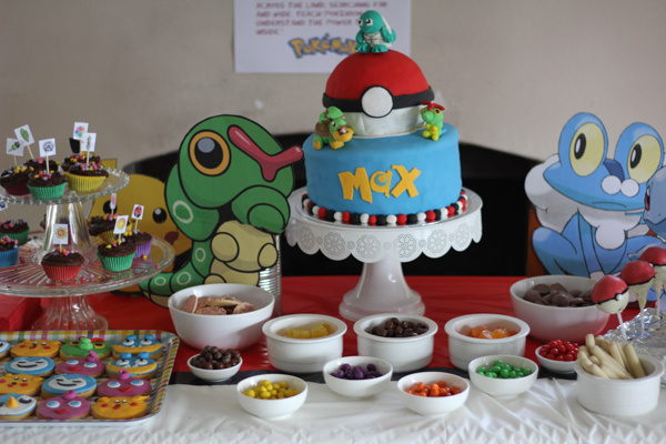 maxs prettyawesome pokemon party maxabella loves