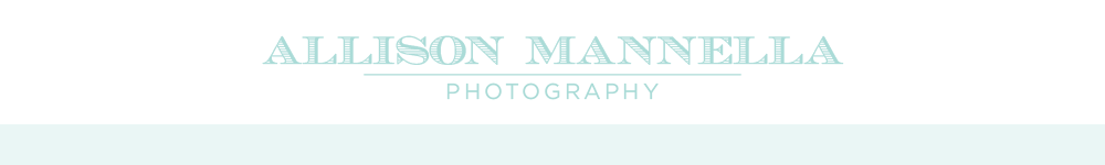 Allison Mannella Photography | The Blog | Food, Lifestyle & Portrait Photographer