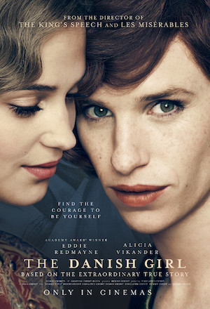 Poster The Danish Girl 2015