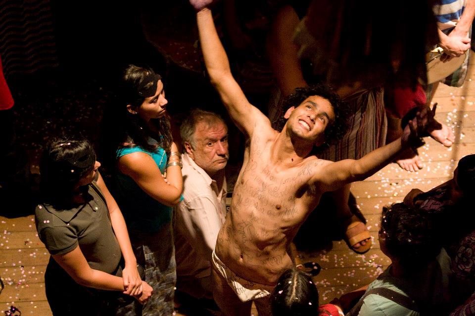 cia. víÇeras - espetáculo claustro (2010) - foto