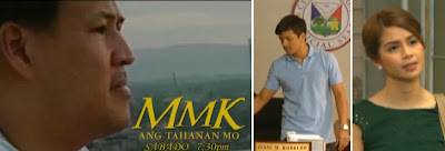'Maalaala Mo Kaya' March 23 2013 - Jericho Rosales as Jesse Robredo