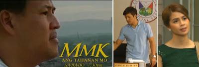 'Maalaala Mo Kaya' March 23 2013 - Jericho Rosales as Jesse Robredo