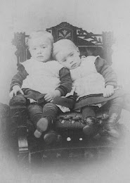 Twins William and Henry Hunter