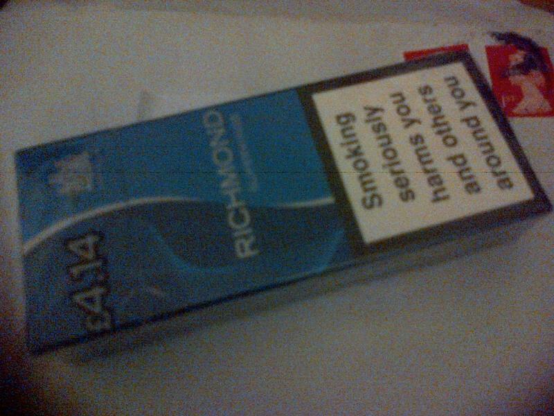 Premium cigarettes Marlboro brands Bristol