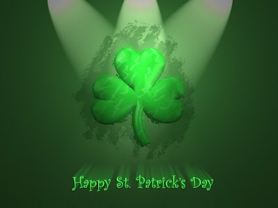Free Download St. Patrick's Day PowerPoint Background 4