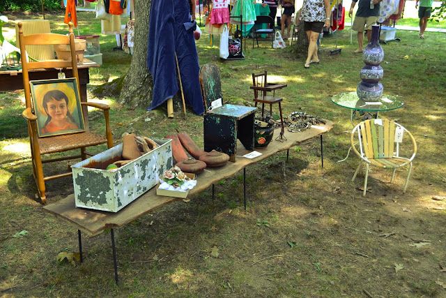 world's longest yard sale 127 corrider Alabama