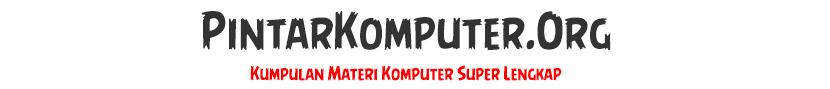 Pintar Komputer