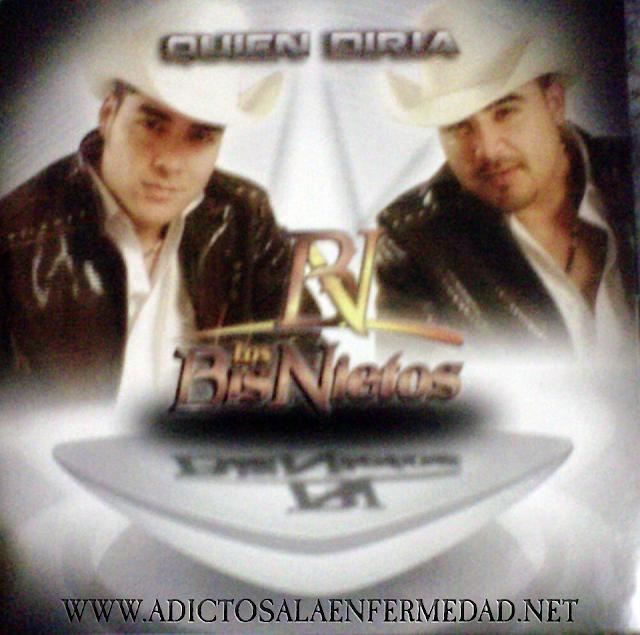 Los Bisnietos - Quien Diria CD Album 2013 - Descargar