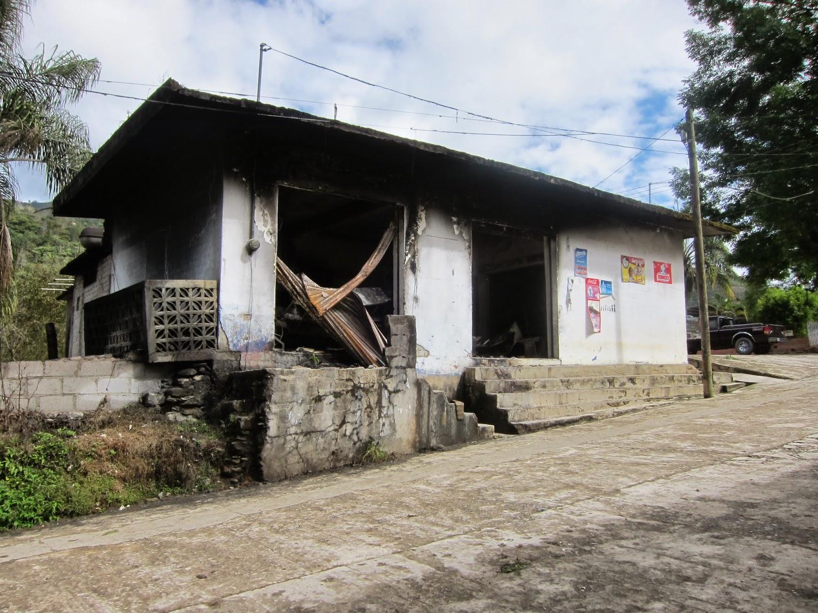 Eloxochitlan, Oaxaca, December 14, Violence
