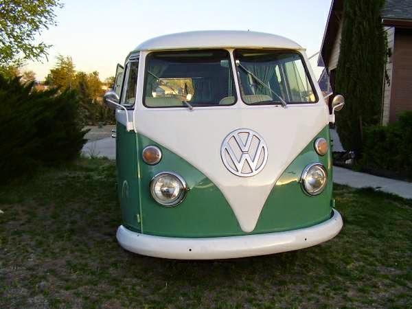 Nice split window 1967 vw bus auto restorationice for 1967 split window vw bus