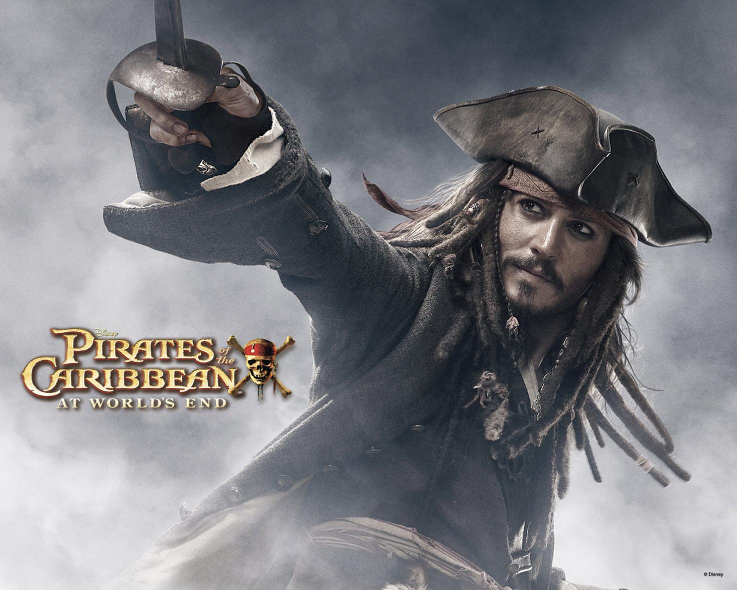 Captain Jack Sparrow Wallpaper | Perfect Wallpaper