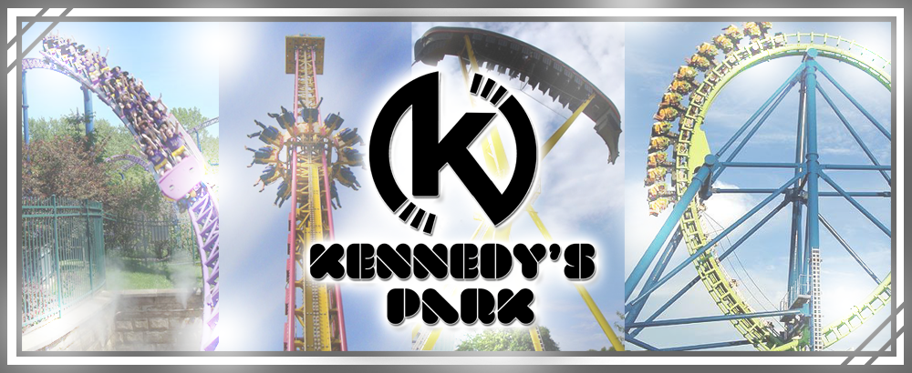 Kennedy's Park - RCT3 & No Limits
