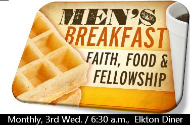 EUMC Mens Monthly Breakfast