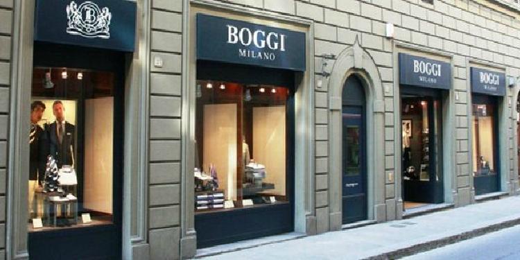 BOGGI MILANO, la clásica elegancia italiana