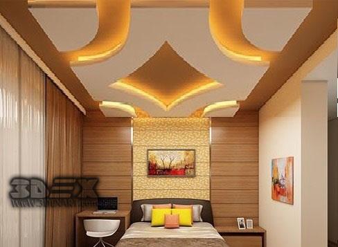 living room p o p design  New POP false ceiling designs 2019, POP roof design for living room hall