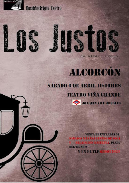Teatro en vi agrande centro cultural vi agrande - Teatro en alcorcon ...
