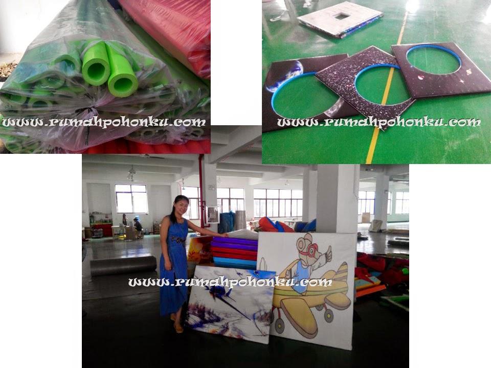 cara pembuatan indoor playground