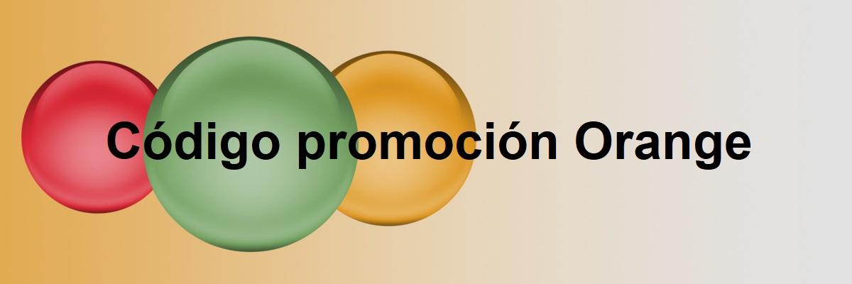 Código promoción Orange