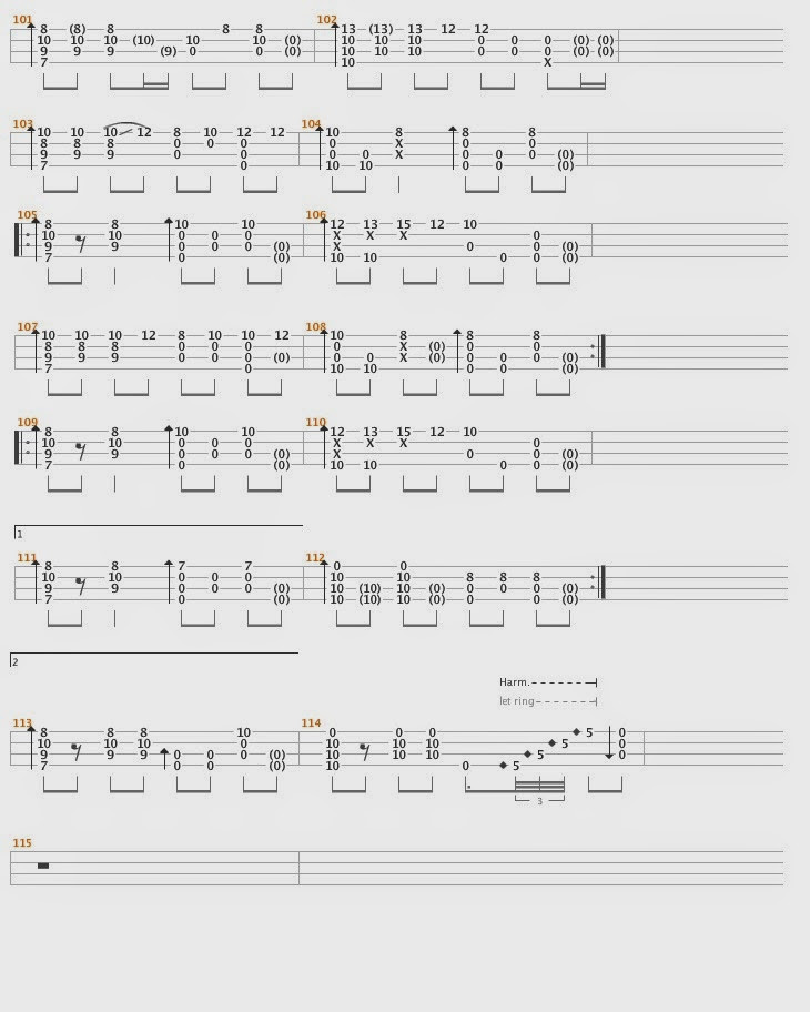 sungha jung beat it tab pdf