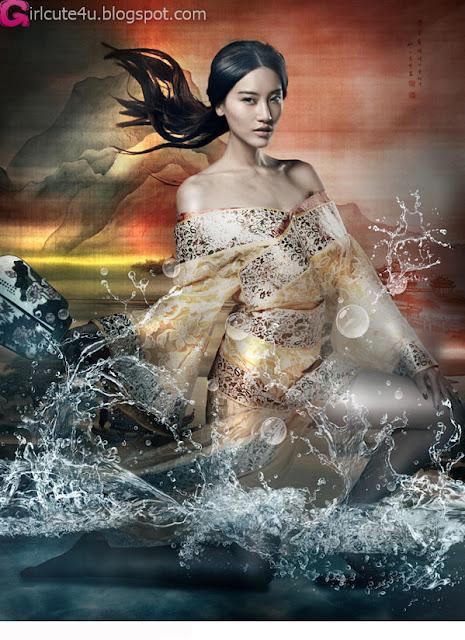 4 Xu Qian - Classical-very cute asian girl-girlcute4u.blogspot.com