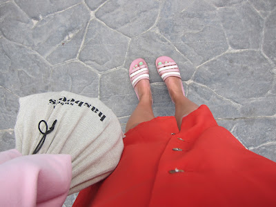 Marshmallow Electra Vintageklänning Swedish Hasbeens