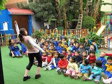 En un Centro de Educación Inicial, Magdalena-Lima