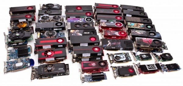 Graphics Cards: Old vs. New