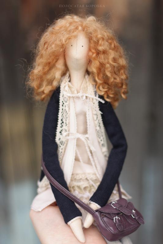Бохо кукла