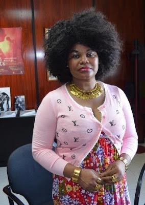 Helen Mukoro the Nigerian woman running for spain's president.