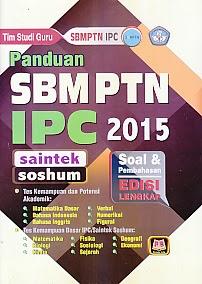 toko buku rahma: buku PANDUAN SBMPTN IPC 2015 SAINTEK SOSHUM, pengarang tim studi guru, penerbit pustaka setia