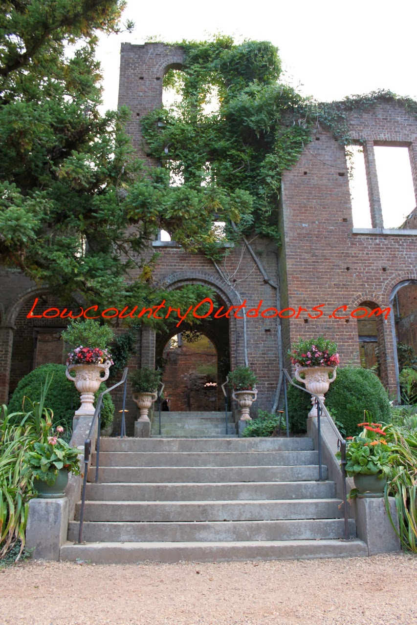Lowcountry Outdoors Elegant Ruins And Outdoor Options At Barnsley Resort