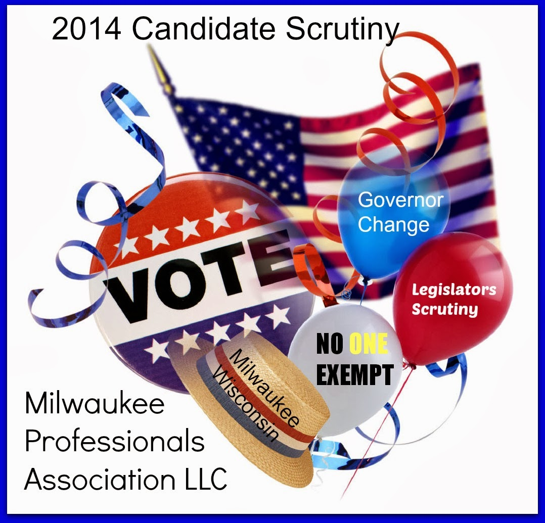 ELECTION 2014 - A New Day for Milwaukeeans